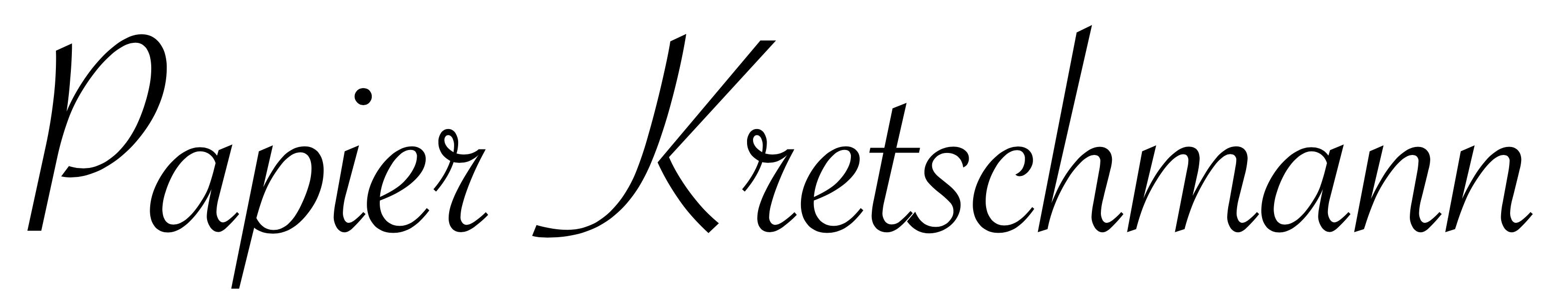 Papier Kretschmann